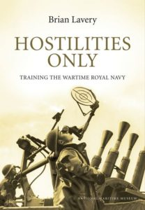 Hostilities Only by Brian Lavery