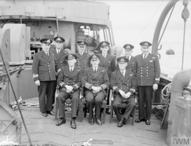 RNR Officers © IWM