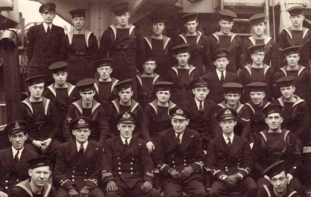 Football at War - HMS Leicester City